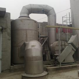 污水处理厂废气处理