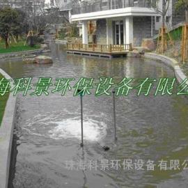 河道污水处理推流曝气机