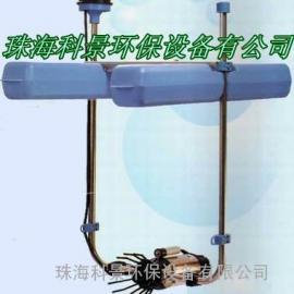 河流污水处理设备推流曝气机