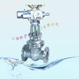 Z941H-16CP电动法兰闸阀,上海电动法兰闸阀
