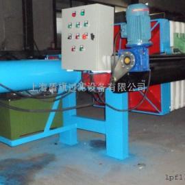 液压一次性自动拉开压滤机