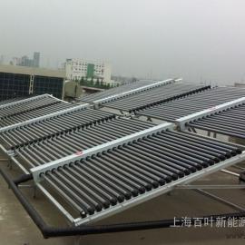 员工集体宿舍安装太阳能热水器
