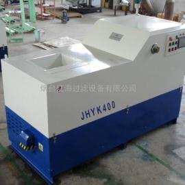 铁屑自动回收系统之金属压块机