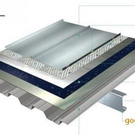 立边咬合铝镁锰屋面
