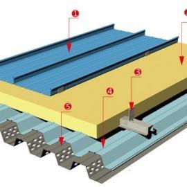 铝镁锰金属屋面-直立锁缝大跨度复合型屋面