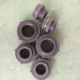PE法兰 PVC接头 ABS接头 三通 变径直通