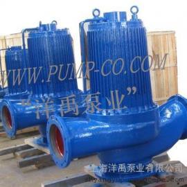 G型供暖屏蔽泵
