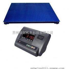 江阴2吨电子平台秤