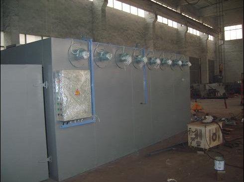 杰创智能温控热风烘干机,自动排湿箱式干燥机