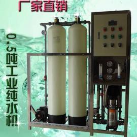 厂家直销1吨/小时超纯水设备、去离子水设备、反渗透设备