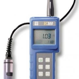 YSI EC300型 便携式盐度、电导和温度测量仪