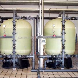 井水除铁除锰过滤器<地下水,井水过滤除铁除锰>