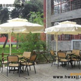 高档庭院遮阳伞、庭院休闲遮阳伞