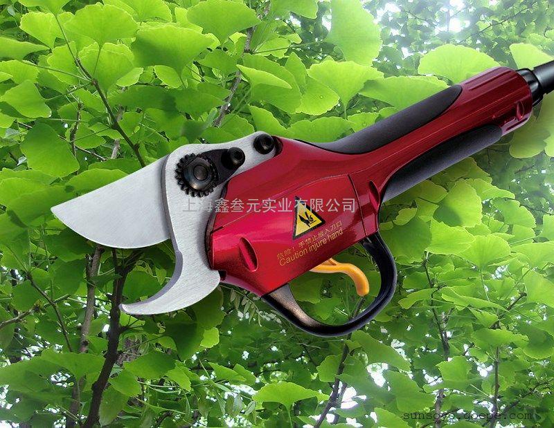 电动剪刀果树修枝专用