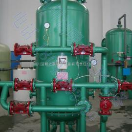 shiyong于热水锅炉的补水<洁mingJMY-50除氧器>