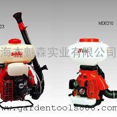 丸山MD6210机动背负喷雾喷粉机、园林园艺消杀防疫喷雾器