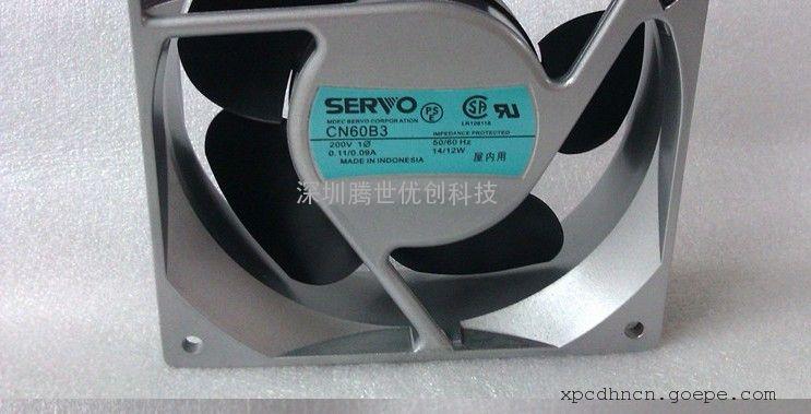 原装正品 CN60B3 AC200V 14/12W  风扇