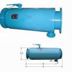 洁明公司JMG-P自动反冲排污过滤器