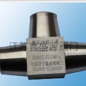 高压三通-CNG焊接高压三通