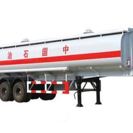 20吨油罐半挂车-2轴半挂车
