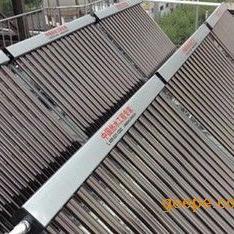 太阳能燃气采暖设备 商业太阳能供暖系统 办公楼宾馆浴场供热工程