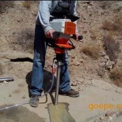 德国WD手持岩心取样钻机(浅层取样)