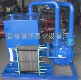 2BW水环真空机组(带换热器AG官方下载、罐)