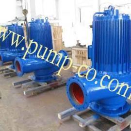 热水屏蔽泵