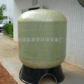 水处理玻璃钢罐,水处理玻璃钢树脂罐