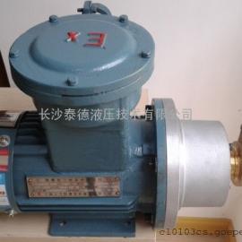 甲醇燃烧机高压泵 高压甲醇泵组