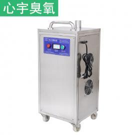 食品车间柜式臭氧消毒灭菌机,食品加工消毒机