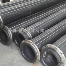 超高分子量聚乙烯耐磨塑料管产品型号