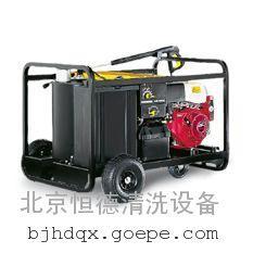 引擎式热水高压清洗机系列