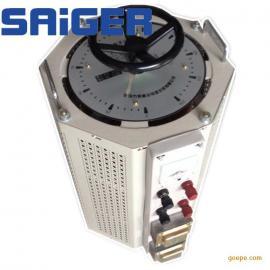 手动调压器 20KVA单相接触式调压器 自耦式调压器 TDGC2J-20KW