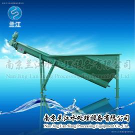不锈钢LSSF355螺旋式砂水分离器用途