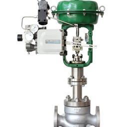 CV3000-HCBW波纹管密封平衡笼式调节阀