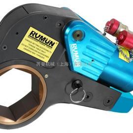定力矩两同步液压扳手,一拖二液压扳手,四同步液压扳手