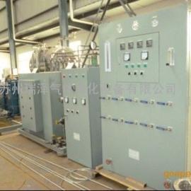 金属材料机械零部件热处理保护气氛专用氢气净化机