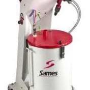 供应SAMES手动空气静电喷枪