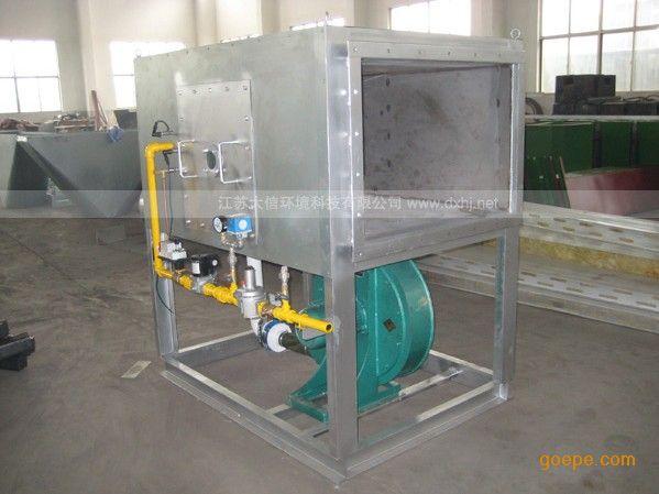 直燃式热风炉