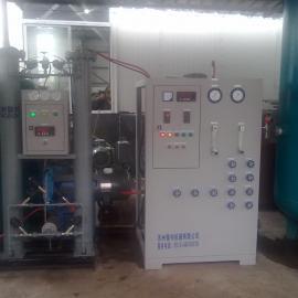 加氢除氧高压氨分解炉