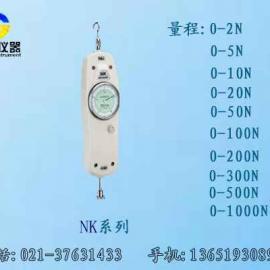 nk-100指针拉力计,100N机xie式拉力计台座供ying