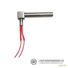 直角单头电热管
