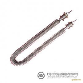 厂家直销翅片电热管空气加热管电加热棒电热元件