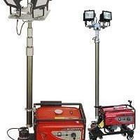大型升降式照明装置(带发电机)