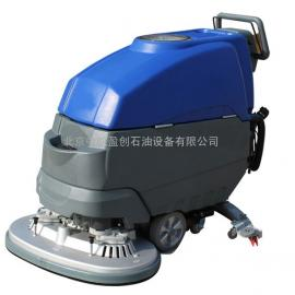 手推电瓶式洗地机AKSSCL700D(带自走功能)