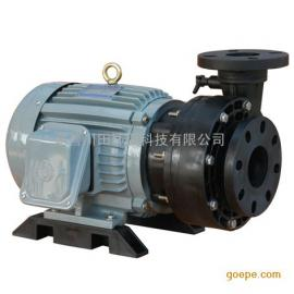 卧式化工泵