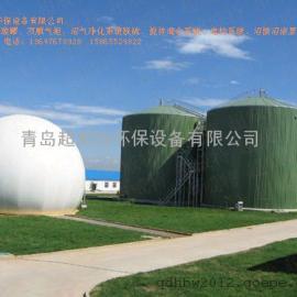 沼气储存设备-双膜气柜-干式气柜