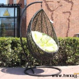 藤编吊椅、鸟巢吊椅、仿�g吊椅