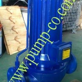 PBG供暖屏蔽管道泵